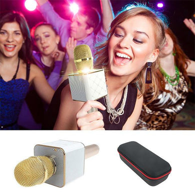 Microphone - Wireless Bluetooth Karaoke Microphone