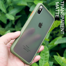 Load image into Gallery viewer, Phone Case - Luxury Shockproof Silicone Matte Case For iPhone 11 Pro Max X XR XS Max 8 7 Plus