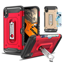 Load image into Gallery viewer, Phone Case - Hybrid Armor Shockproof Silicone Case For iPhone X XR XS MAX 8 7 6 6S Plus
