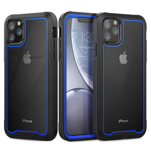 Phone Case - Luxury Doom Armor Shockproof Hybrid Clear Case For iPhone 11 Pro Max X XR XS Max 8 7 6 6S Plus