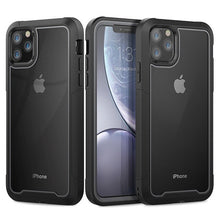 Load image into Gallery viewer, Phone Case - Luxury Doom Armor Shockproof Hybrid Clear Case For iPhone 11 Pro Max X XR XS Max 8 7 6 6S Plus