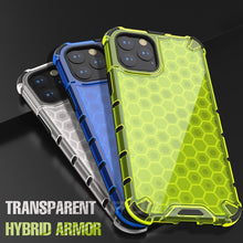 Load image into Gallery viewer, Phone Case - Transparent Airbag Shockproof Armor Case For iPhone 11 Pro Max X XR XS Max 8 7 6 6S Plus