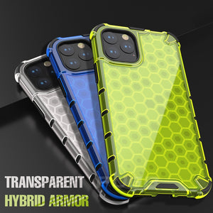 Phone Case - Transparent Airbag Shockproof Armor Case For iPhone 11 Pro Max X XR XS Max 8 7 6 6S Plus