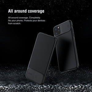 Phone Case - New Slide Cover Lens Protection Phone Case For iPhone 11 /Pro /Max