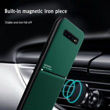 Load image into Gallery viewer, Phone Case - Luxury Ultra-thin Shockproof Magnetic Soft Silicone Case For Samsung S20 Ultra S10 e S9 S8 Plus Note 10 9 8 Pro