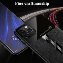 Load image into Gallery viewer, Phone Case - Luxury Shockproof PU Leather Mirror Screen Case For iPhone 11 Pro X XS XR MAX 8 7 6 6s Plus