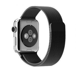 Watch Band - Apple Watch Band With Milanese Magnetic Loop