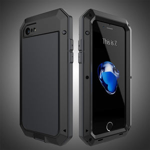 Phone Case - Luxury Doom Armor Dirt Shock Waterproof Metal Aluminum iPhone Case