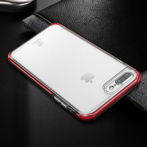 Phone Case - Luxury Shockproof Armor Case For iPhone 7/7 Plus