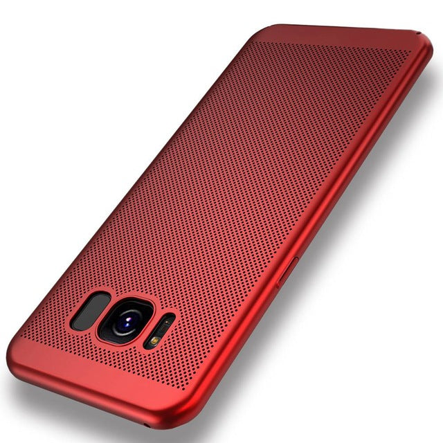 Phone Case - Luxury Heat Resistance Case For Samsung S8 & S8 Plus