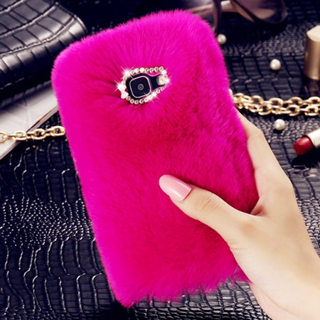 Phone Case - Lovely Hair Cover Case For Samsung Galaxy