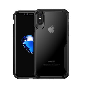 Phone Case - Luxury Ultral Thin 360 Full Protective Cover Case For iPhone X