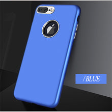 Load image into Gallery viewer, Phone Case - Ultra Thin Soft Silicone + Metal Bumper Case For iPhone