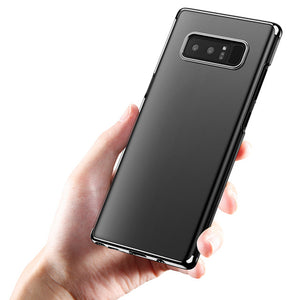 Phone Case - Luxury Plating Hard PC For Galaxy Note8