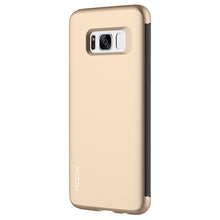 Load image into Gallery viewer, Phone Case - Transparent Full Window Flip Case For Samsung S8 & S8 Plus