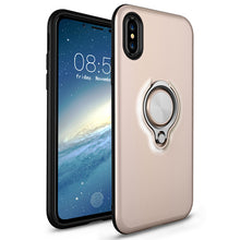 Load image into Gallery viewer, Phone Case - Ultra Thin TPU+PC Protective Magnet Back Cover For iPhone X