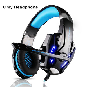 Headphone - Computer PC Led Gaming Headphone With Microphone