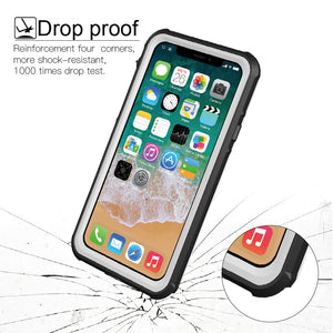 Phone Case - Swimming Diving Surfing Waterproof Phone Case For iPhone X