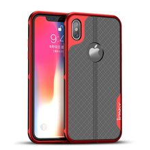 Load image into Gallery viewer, Phone Case - Luxury 2 in 1 Shockproof Plating Case For iPhone X 8 7 6 6S Plus