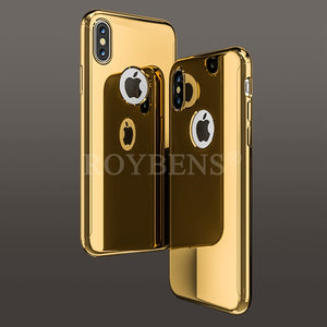 Phone Case - Luxury Ultra Thin 360 Full Protection Cover For For iPhone X 7 6 6S Plus