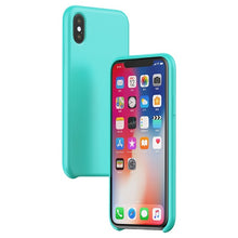 Load image into Gallery viewer, Phone Case - Original Liquid Silicone Case For iPhone X