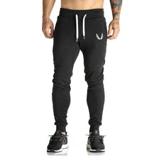 Load image into Gallery viewer, Men's Sportswear - Casual Elastic Cotton Mens Fitness Workout Pants