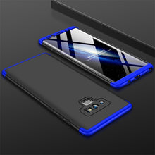 Load image into Gallery viewer, Full Protection 3 in1 Hard PC Phone Case For Samsung Note 9 Note 8