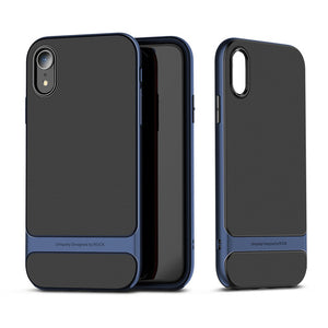 Phone Case - Ultra Thin Armor Hard PC + Soft TPU Back Cover For iPhone XS XR XS MAX
