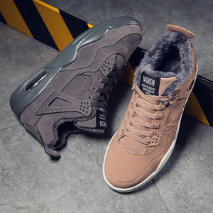 Men's Shoes - New Arrival Winter Keep Warm Comfortable Sneakers