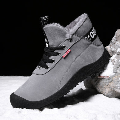 Men's Shoes - New Arrival Winter Snow Comfortable Non-slip Sneakers