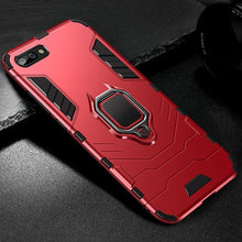 Load image into Gallery viewer, Phone Case - Heavy Duty Anti-knock Armor Phone Case For iPhone X XR XS XS Max 8 7 6 6s Plus With Holder