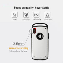 Load image into Gallery viewer, Phone Case - Heavy Duty Armor Shockproof Silicone Case For iPhone X XR XS Max i8 i7 Plus