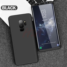 Load image into Gallery viewer, Phone Case - Luxury Shockproof 360 Full Cover Case For Samsung Galaxy S10e S10 S9 S8 Plus S7 Edge Note 9 8
