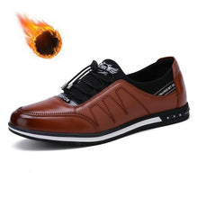 Load image into Gallery viewer, Men's Shoes - 2019 New Fashion Casual Leather Shoes