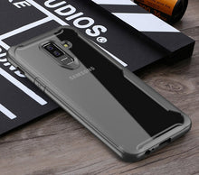 Load image into Gallery viewer, Phone Case - Transparent Shockproof Armor Case For Samsung Galaxy S10 S10e S9 S8 Plus Note 8 9