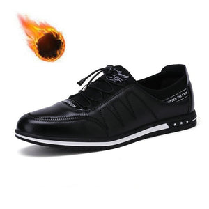 Men's Shoes - 2019 New Fashion Casual Leather Shoes