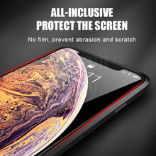 Load image into Gallery viewer, Phone Case - Luxury Shockproof PU Leather Silicone Case For iPhone X XR XS MAX 8 7 6 6s Plus