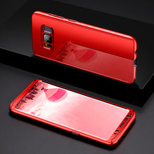 Load image into Gallery viewer, Phone Case - Luxury 360 Degree Plating Mirror Case For Samsung
