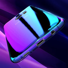Load image into Gallery viewer, Phone Case - Blue Ray Gradient Case For SAMSUNG