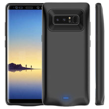 Load image into Gallery viewer, Battery Case - Samsung Galaxy Note 8 Battery Case