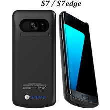 Load image into Gallery viewer, Battery Case - Samsung Galaxy S7/S7 Edge Battery Case