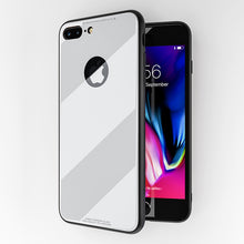 Load image into Gallery viewer, Phone Case - Luxury Shockproof Tempered Glass iPhone Back Cover