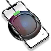 Load image into Gallery viewer, Wireless Charger - Fast Charging QI Wireless Charger For iPhone & Samsung