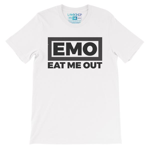 EMO - Eat Me Out Crewneck T-Shirt
