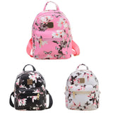 Mini Floral Backpack