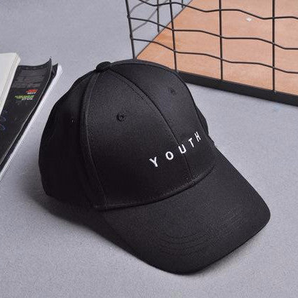 Youth Embroidered Trucker Dad Hat