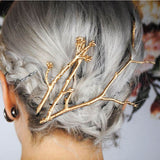 Tree Branches Hairclips