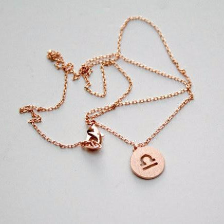 Horoscope Libra Necklace