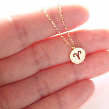 Horoscope Aries Necklace