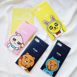 Wrapper Cartoon Character iPhone Case